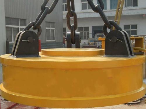 MW5系列常温型废钢专用电磁吸盘