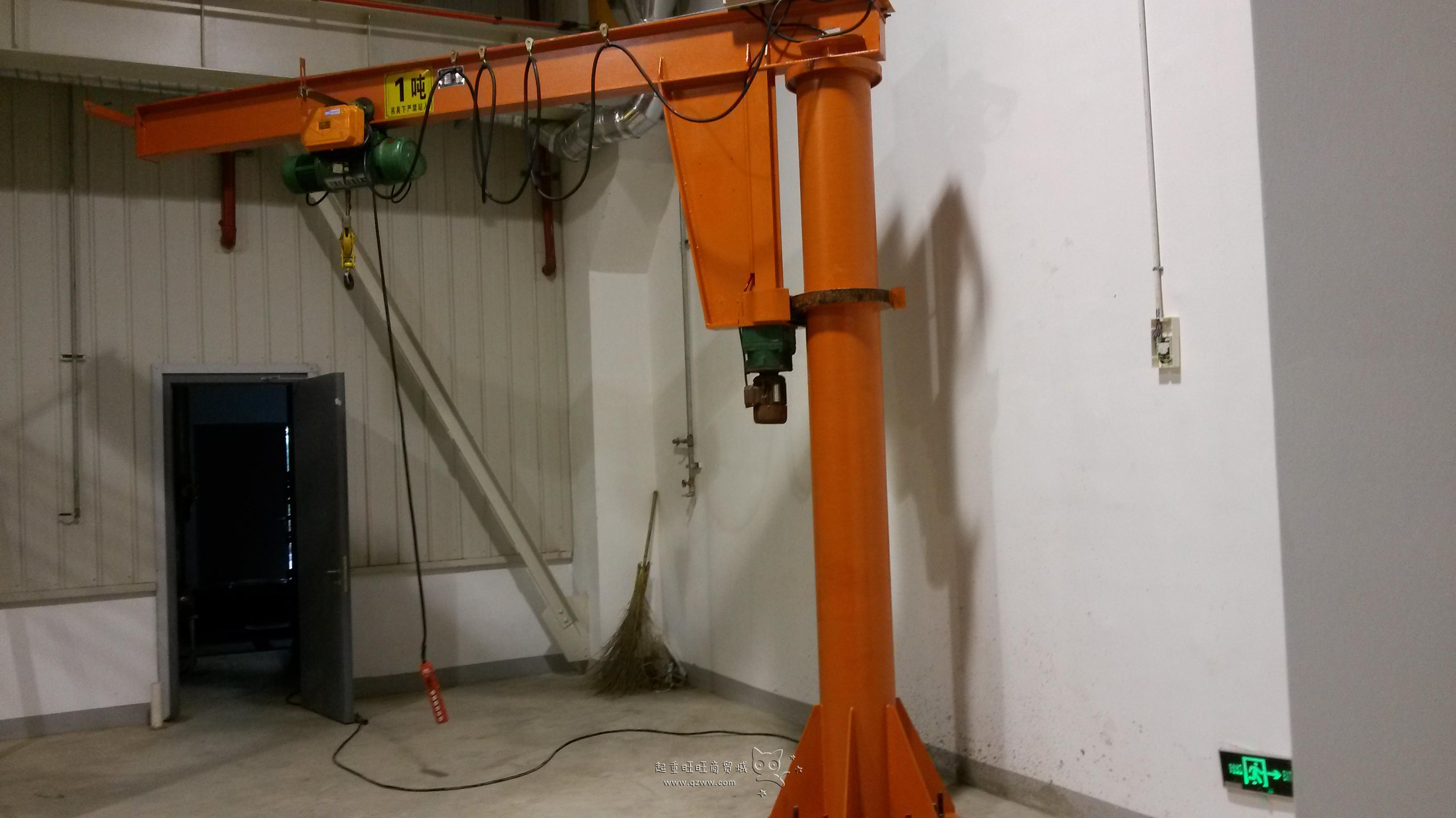 BZD型定柱式旋臂起重机