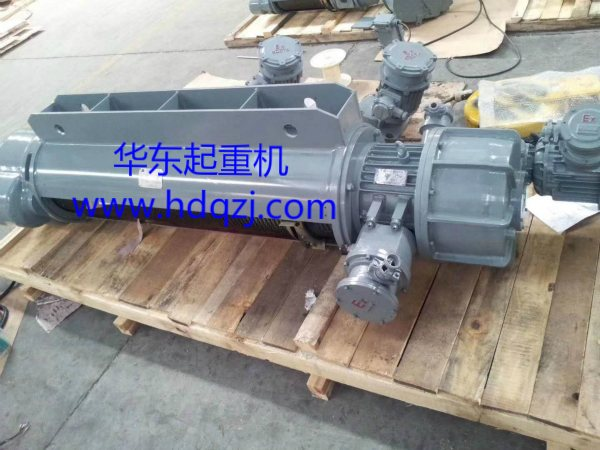 BCD型防爆电动葫芦图片