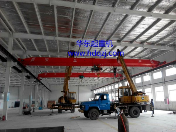 LDA型电动单梁桥式qy8.vip千赢国际规格型号