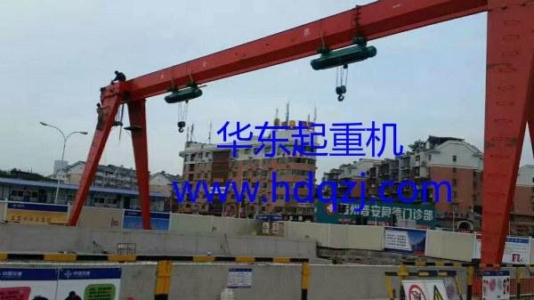 MHE型双电动葫芦门式qy8.vip千赢国际厂家公司