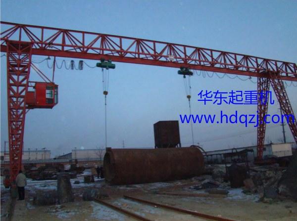 MHE型双吊具门式qy8.vip千赢国际规格型号