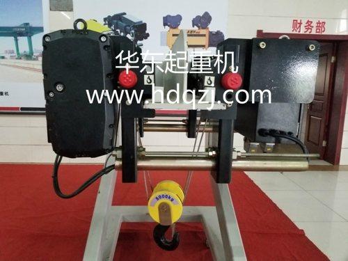 HDHa型欧式低净空电动葫芦价格报价