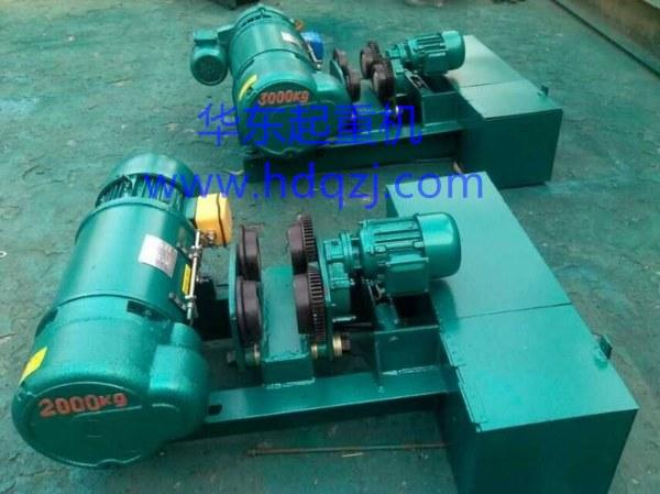 CD1型低净空电动葫芦厂家公司