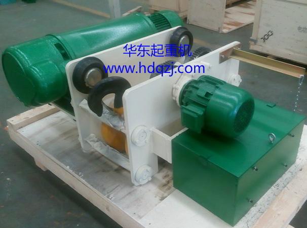 CD1型低净空电动葫芦图纸