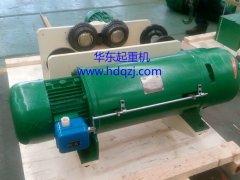 CD1型低净空电动葫芦