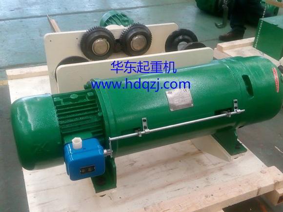 CD1型低净空电动葫芦图片