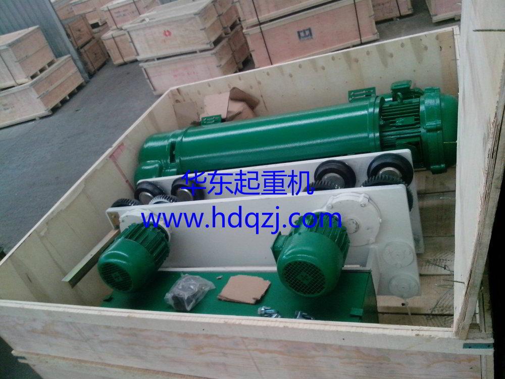 MD1型低净空电动葫芦价格报价