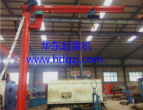 BZD型立柱式旋臂qy8.vip千赢国际厂家公司