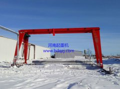 MH型5吨门式起重机